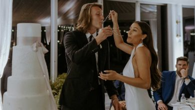 Behind the scenes at Trevor Lawrence's wedding: Crowd-surfing, selfies, more