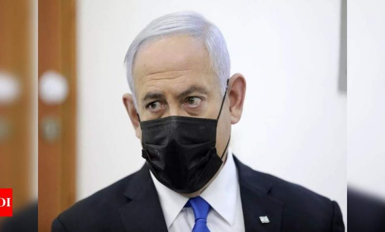 Benjamin Netanyahu gets first crack at forming new Israel government - Times of India