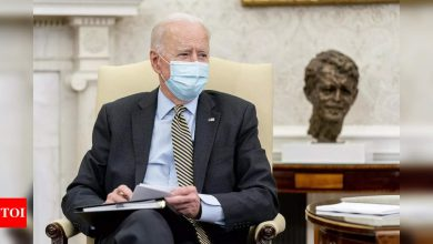 Biden sends unofficial US delegation to Taiwan - Times of India
