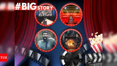 #BigStory: Bollywood worried as restrictions imposed in the wake of second Covid-19 wave threaten to bring the industry to a standstill again - Times of India