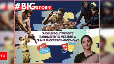 #BigStory: Will the barometer to gauge a film's success have to change given the trials of the new normal amidst the ongoing pandemic? - Times of India