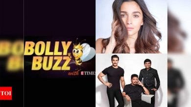 Bolly Buzz: Alia Bhatt recovers from COVID-19, Ranveer Singh to star in Hindi remake of Tamil blockbuster 'Anniyan' - Times of India ►