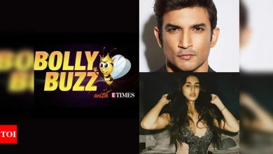 Bolly Buzz: Prime suspect in Sushant drug case identified, Disha Patani takes the internet by storm with her latest pictures - Times of India