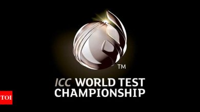 COVID-19: ICC confident WTC final will go ahead as planned in June in UK | Cricket News - Times of India