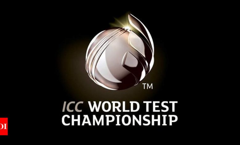 COVID-19: ICC confident WTC final will go ahead as planned in June in UK   Cricket News - Times of India