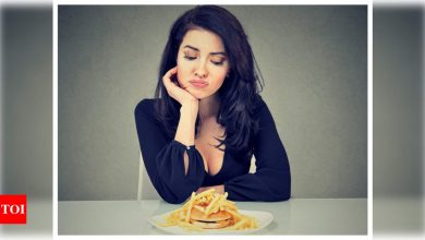 COVID linked to 6 unhealthy eating habits - Times of India