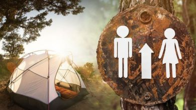 Camping and caravan holidays: England and Wales campsites open - are toilets available?