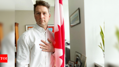 Canadian lawmaker caught naked during video conference - Times of India