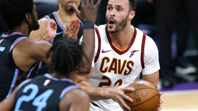 Cavaliers' Larry Nance Jr. lost 20 pounds in one week battling mystery illness