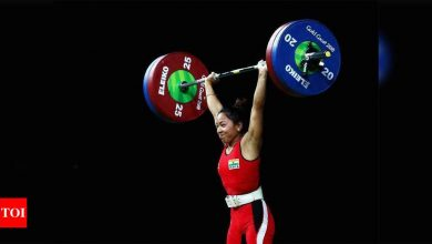 Chanu, Jeremy eye good show at Asian Weightlifting Championship | More sports News - Times of India