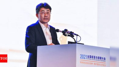 China considering mixing Covid-19 vaccines to boost protection rate - Times of India