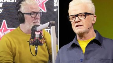 Chris Evans: Virgin Radio host reacts to awkward on-air guest snub 'He's not picking up'