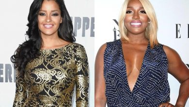 """RHOA's Claudia Jordan Slams Nene Leakes As """"Irrelevant"""" And Claims She Sabotaged Her Career By Being """"Obnoxious"""" And """"Mean,"""" Plus How Kanye West And Donald Trump Tried To Hook Up With Her"""