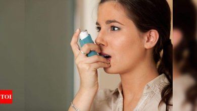 Coronavirus: Can asthma inhalers reduce the risk of hospitalisation in Covid-19 patients? Here's what study has found - Times of India