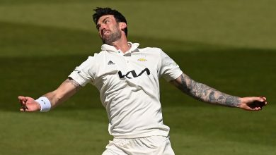 County cut-off for IPL replacements denied Reece Topley Chennai Super Kings chance