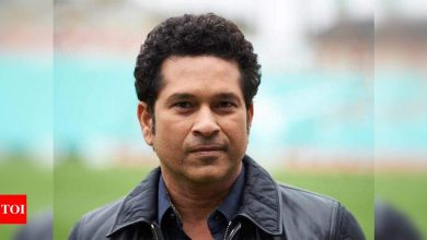 Covid-19: Sachin Tendulkar returns home after hospitalisation | Cricket News - Times of India