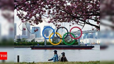 Covid-19: Virus surges fuel fears 100 days before Tokyo Olympics - Times of India