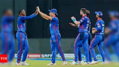 DC vs PBKS Preview, IPL 2021: Battle of speedsters on the cards at Wankhede | Cricket News - Times of India