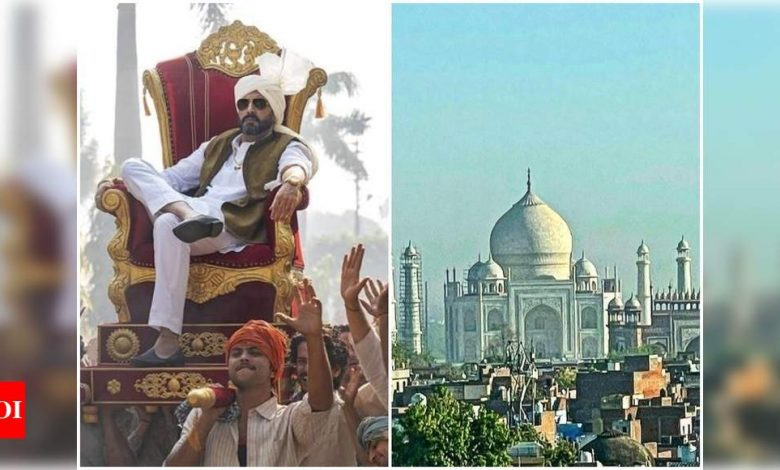 'Dasvi': Abhishek Bachchan wraps up his Agra schedule; the 'Bunty Aur Babli' reference leaves fans in splits - Times of India