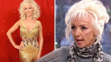 Debbie McGee warned not to do I'm A Celeb amid weight loss fears 'You'd go down the drain'