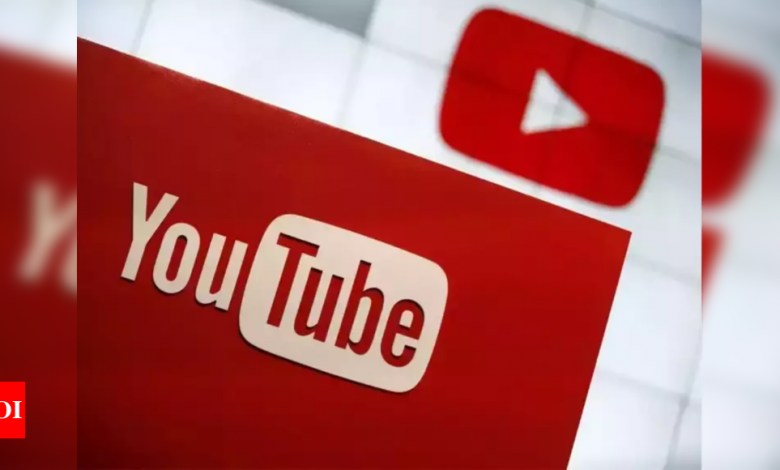 Deleted YouTube videos: Here's what you need to know - Times of India