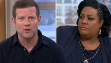 Dermot O'Leary forced to end debate over Meghan Markle comments 'Move on!'