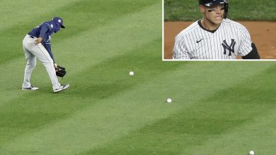 Disastrous Yankees loss to Rays sees angry fans throw objects on field