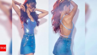 Disha Patani takes us back to the '90s in this look - Times of India ►