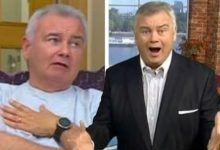 Eamonn Holmes spills breakthrough news amid health battle: 'Can't believe I'm saying that'