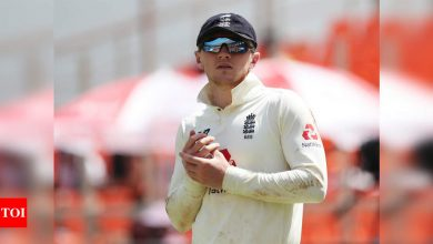 England spinner Dom Bess spoke to Joe Root about his treatment in India | Cricket News - Times of India