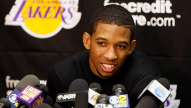 Ex-Laker, Nets player Darius Morris sued by woman for  alleged assault