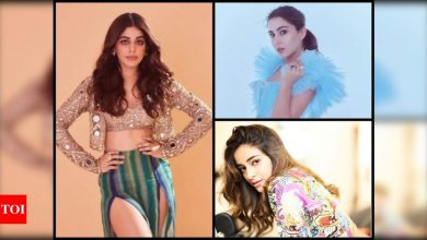 Exclusive! Alaya F on being compared to Ananya Panday, Sara Ali Khan: I think it's wonderful! - Times of India