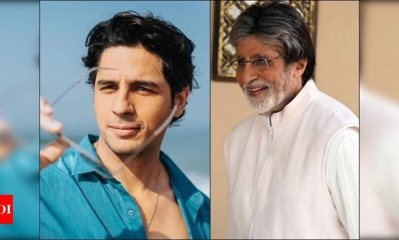Exclusive! Amitabh Bachchan-Sidharth Malhotra's 'Aankhen 2' hits a roadblock - Times of India