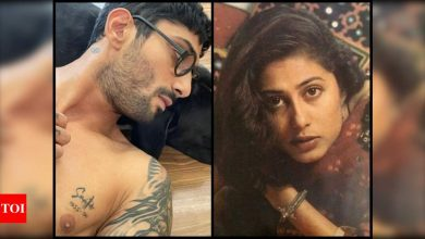 Exclusive! Prateik Babbar: My mother Smita Patil's name is tattooed exactly where she's supposed to be - Times of India