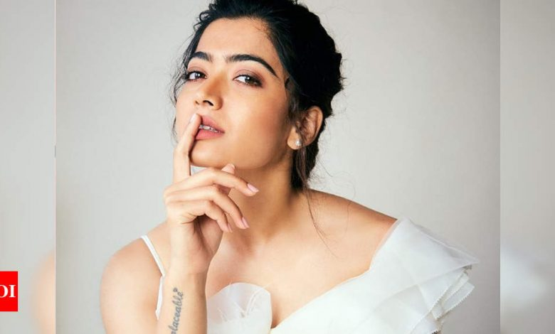 Exclusive! Rashmika Mandanna: 'Good Bye' and 'Sulthan' were my pre-birthday gifts - Times of India
