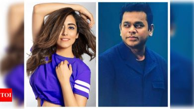 Exclusive interview: Jonita Gandhi reveals the best compliment she has received from 'gem of a human' AR Rahman - Times of India