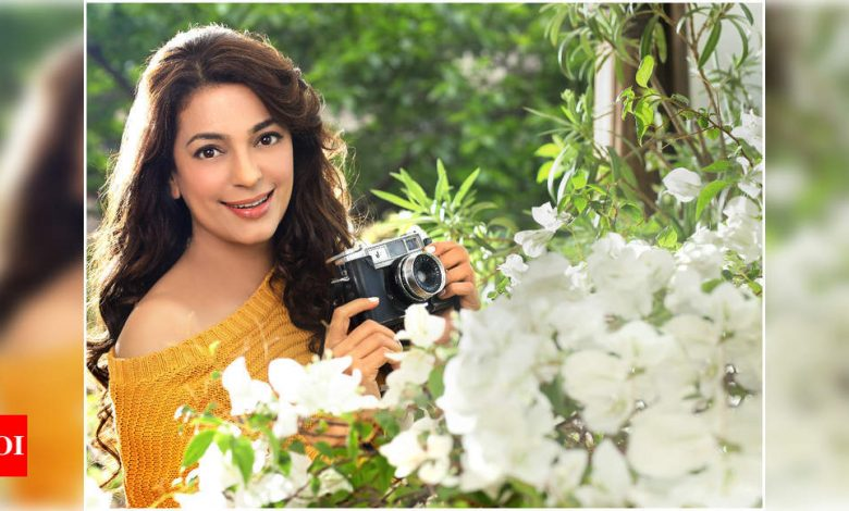 Exclusive interview! Juhi Chawla on World Earth Day: I wish we would have voluntary periodic lockdowns in our life; the world will be a better place for it - Times of India