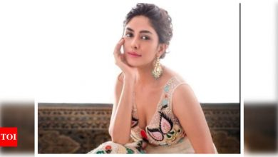 Exclusive interview! Mrunal Thakur: Taapsee Pannu and Vidya Balan are helping actors like me have an opinion, and get a substantial role in a film - Times of India