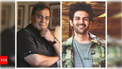 Exclusive interview! Subhash Ghai on Kartik Aaryan: I hope he is still a great learner and as humble as he was during 'Kaanchi: The Unbreakable' - Times of India