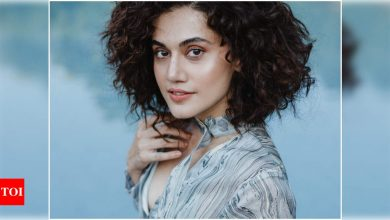 Exclusive interview! Taapsee Pannu on winning Filmfare Best Actress award for 'Thappad': Not just a year, I have worked hard for this for almost a decade - Times of India