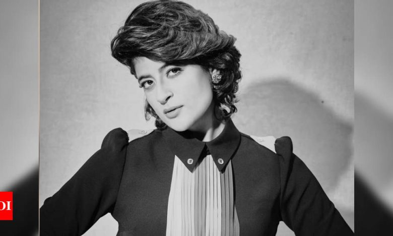 Exclusive interview! Tahira Kashyap: I would love to adapt my books into films - Times of India
