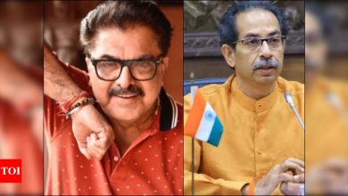 FWICE drafts a letter to Maharashtra CM Uddhav Thackeray requesting him to not impose another lockdown - Times of India