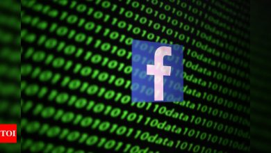 Facebook data on more than 500m accounts found online - Times of India