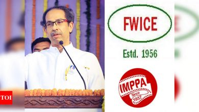 Film bodies urge CM Uddhav Thackeray to allow post-production and set work during the 15-day curfew - Times of India