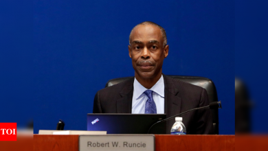 Florida school superintendent charged with perjury - Times of India