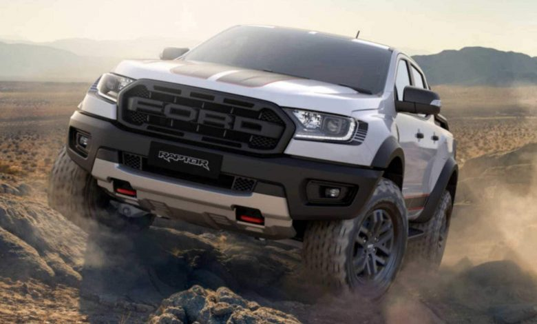 The X edition helps keep the Ford Ranger Raptor stay fresh till the new model arrives by 2023. Image: Ford