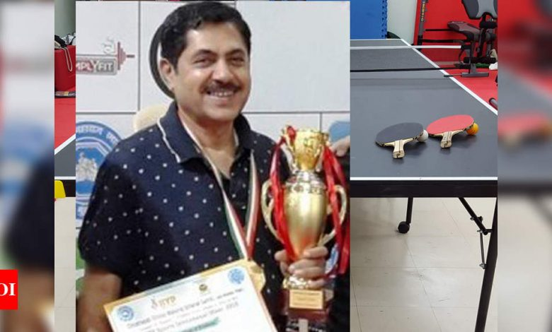 Former India table tennis player Suhas Kulkarni succumbs to Covid-19 | More sports News - Times of India