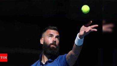 France bars unruly Benoit Paire from Olympics | Tennis News - Times of India