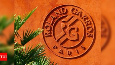 French Open to be postponed by a week: Tournament source   Tennis News - Times of India