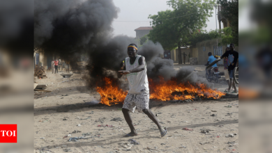 Fresh fighting between Chad rebels, government forces - Times of India